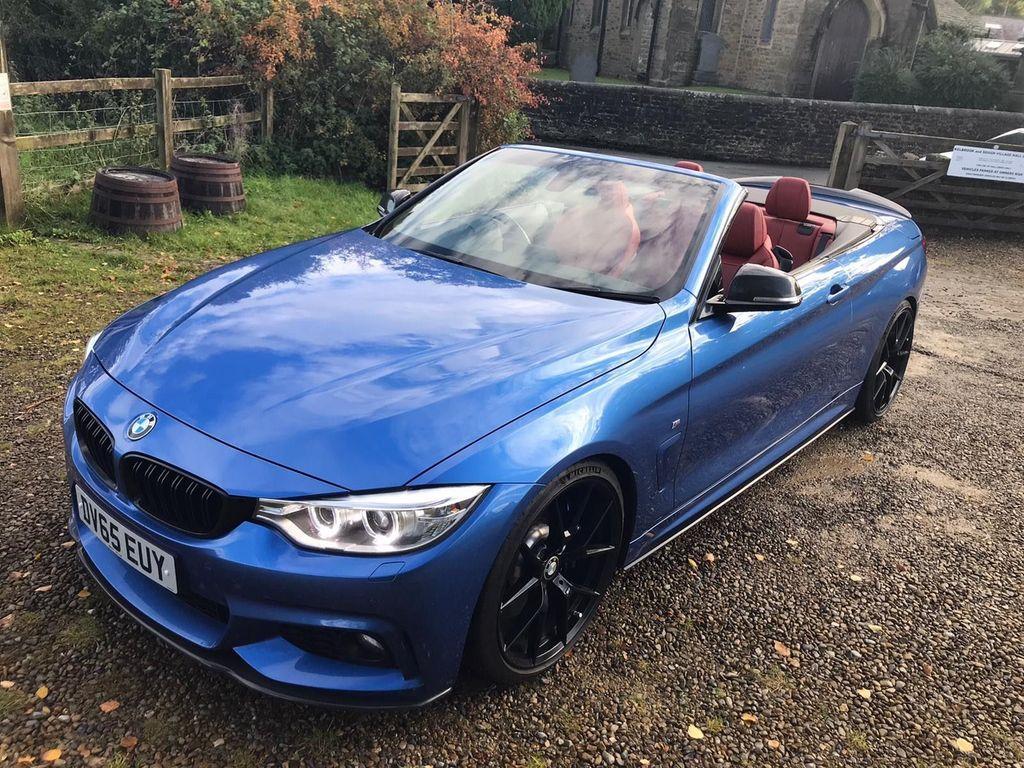 BMW 4 Series 435d