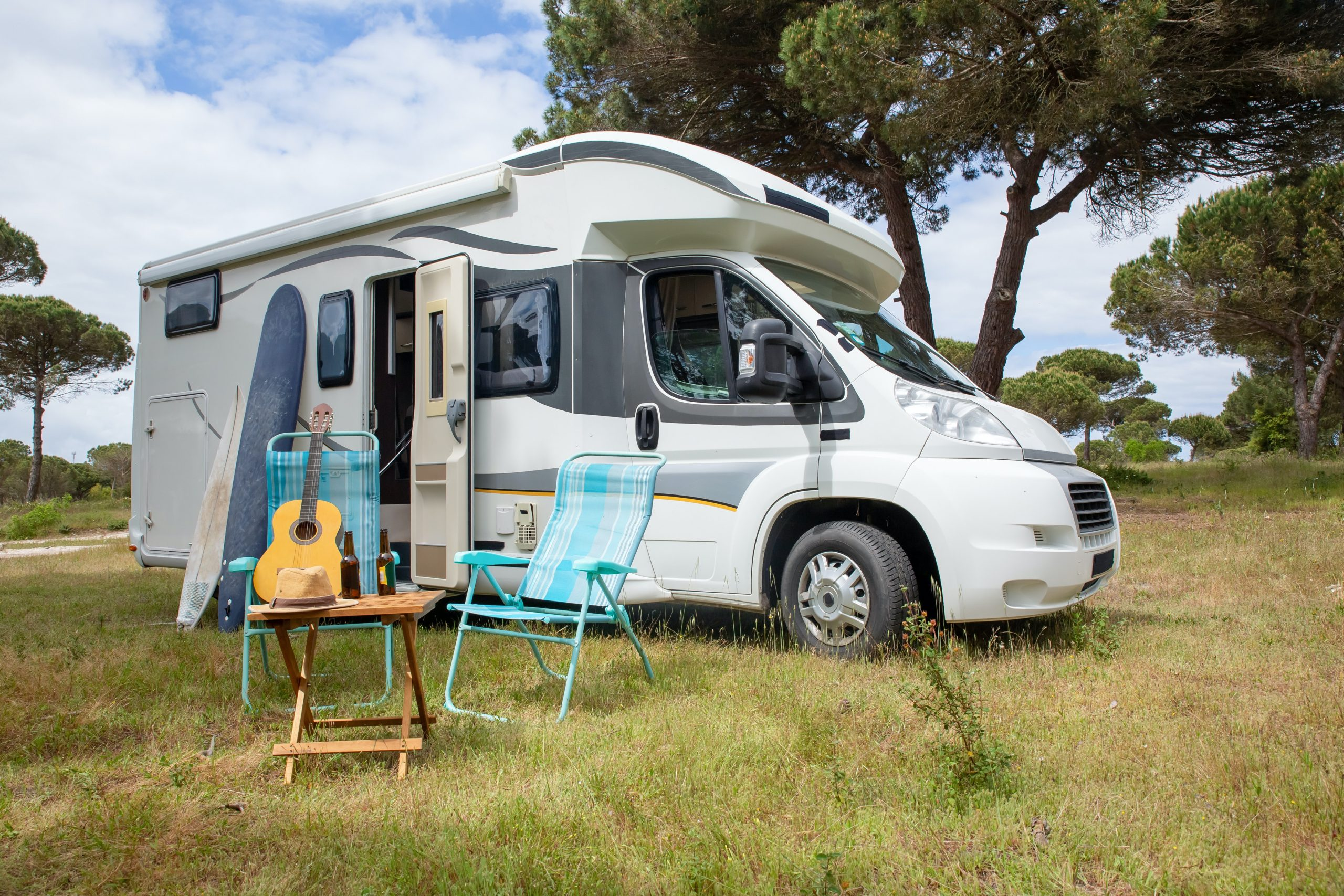 6 Best Motorhomes to Take Your Family on Holiday